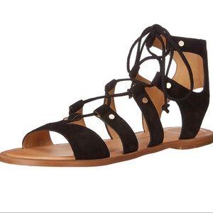Dolce Vita Jasmyn Gladiator Lace Up Tie Sandal